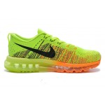 Men Nike Flyknit Air Max_0003