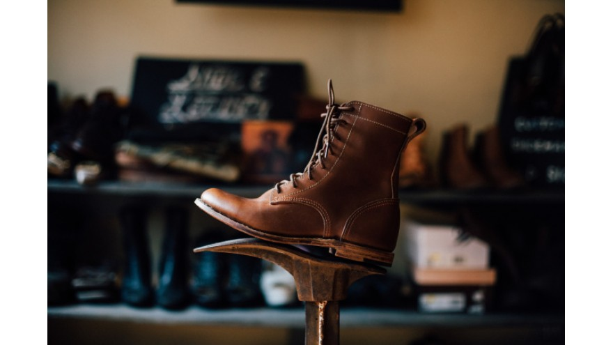 The Buckham Boot Brings Crowdfunding To Your Feet