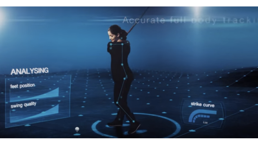 Gesture-Tracker And 3D-Sensor Maker by Sony