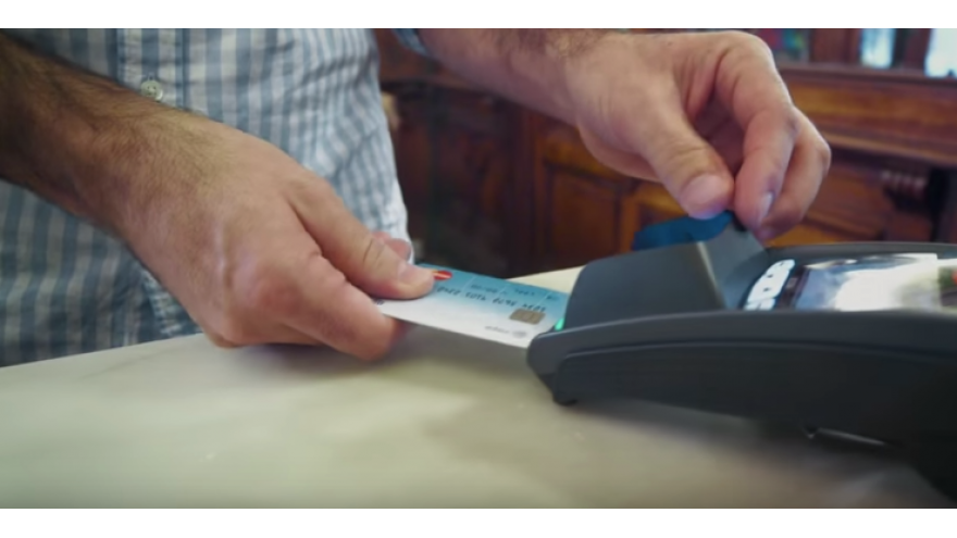Biometric Payment Cards