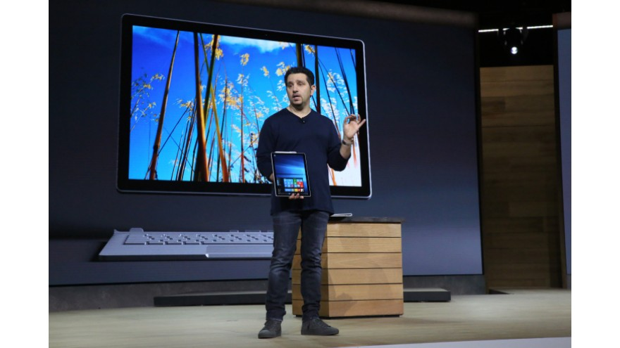 Microsoft New Surface Book Laptop-Hybrid