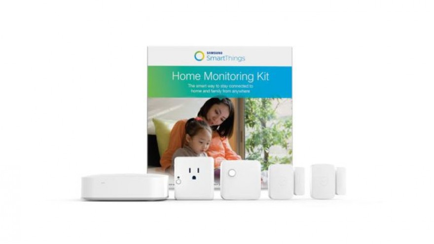 SmartThings Home Kit Launches In Amazon