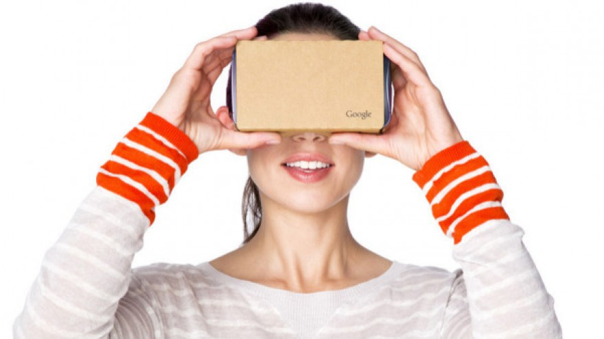 New York Times giving Out Google Cardboard Kits To Readers
