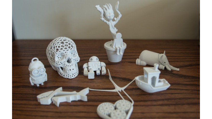 Experiment About The 3D Printing Ecosystem