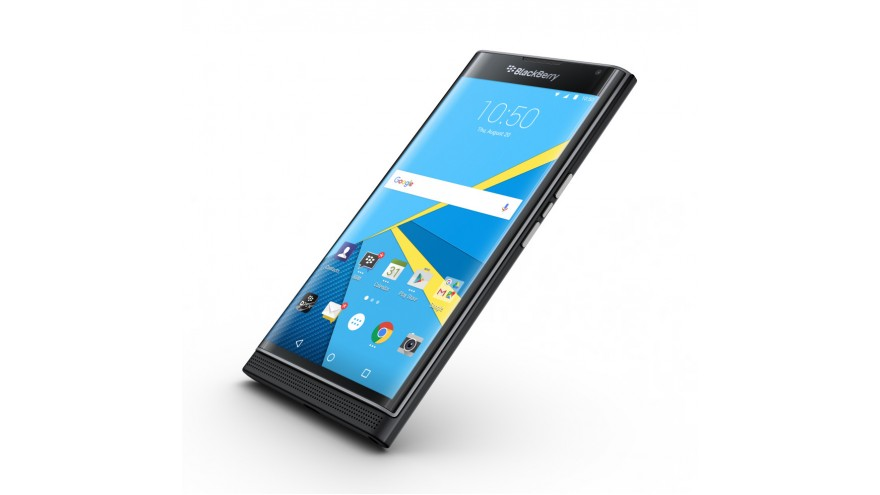 Introduce Priv BlackBerry Android Phone