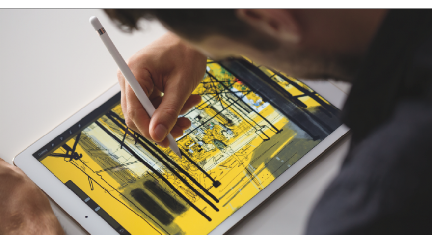 Apple iPad Pro Introduce (video)
