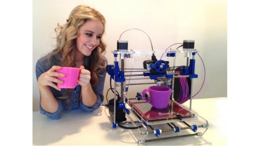 3D Printing At The Middle School Level