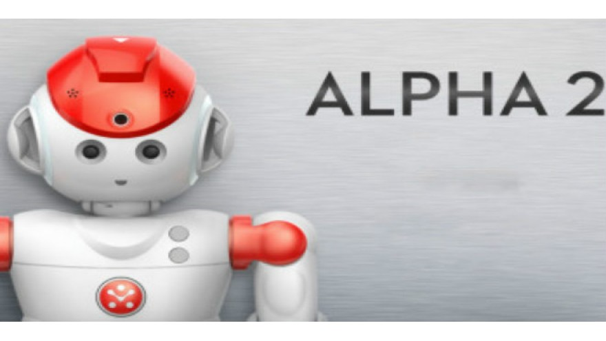 Alpha 2 - The robot designed to reside with families