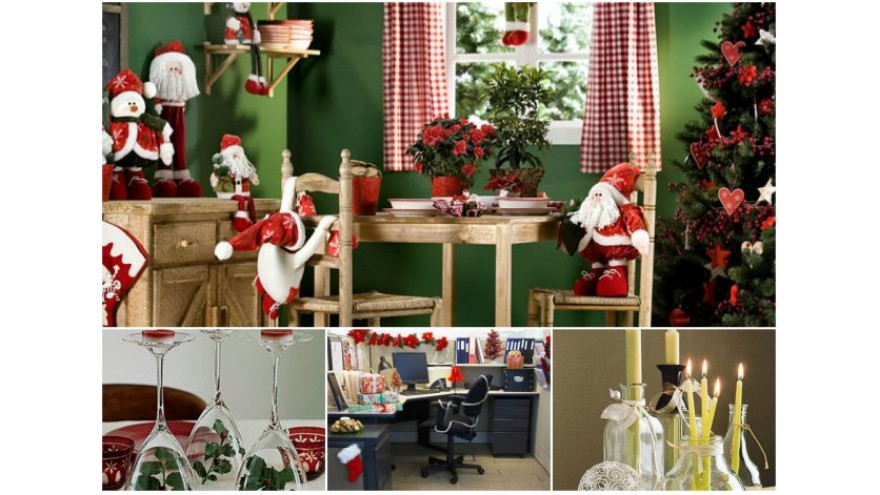 Let's do it! Christmas decorating tips