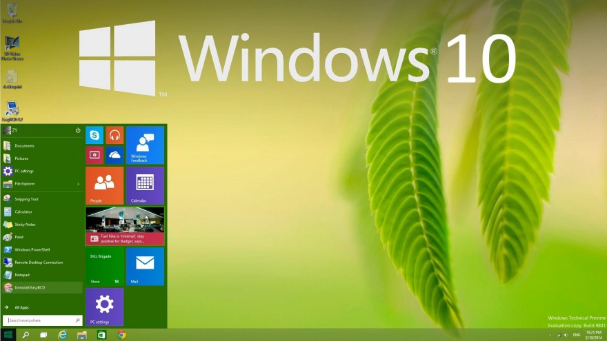 Bloggers discuss the problems of Windows 10