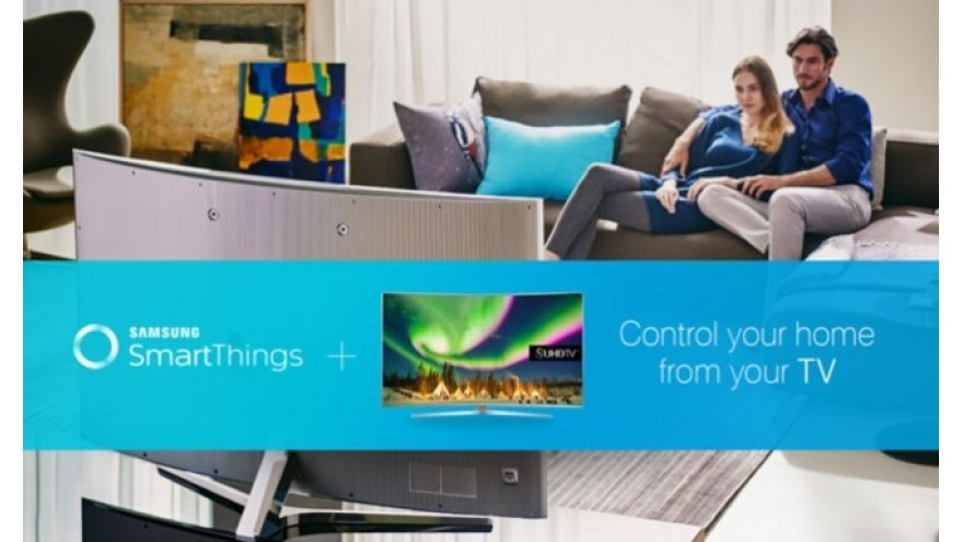How to control your connected home from TV?