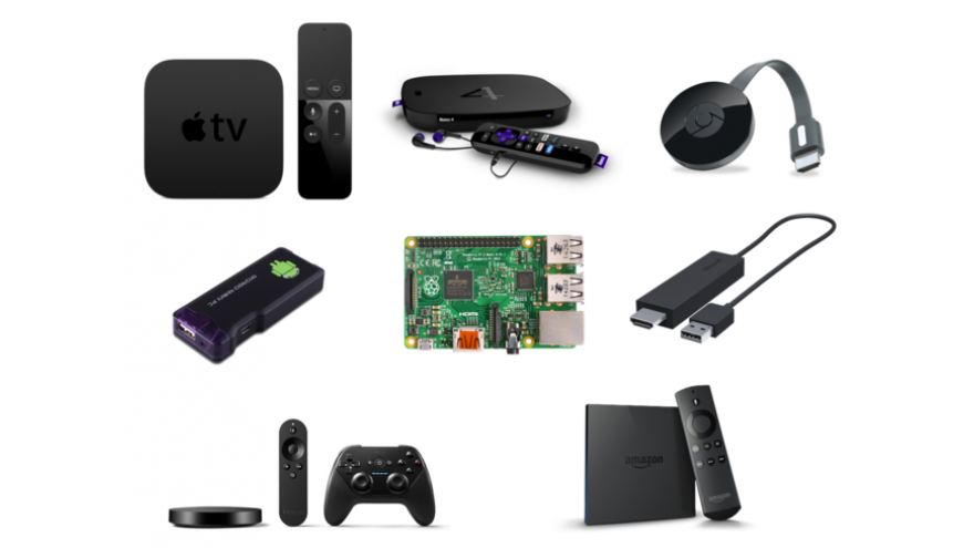 Connect your TV to turn on Smart TV - Shopping guide set-top boxes
