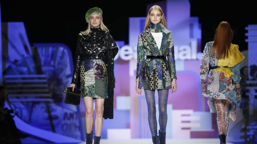 Kicks off Fashion Week in New York