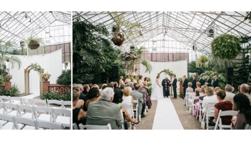 A few ideas for an outdoor wedding