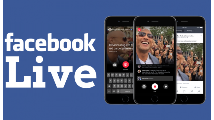 Facebook Live: Five tips to record a live video