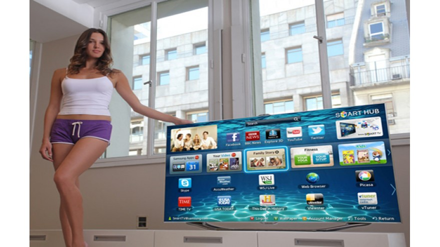 4 Reasons to buy a smart TV Samsung