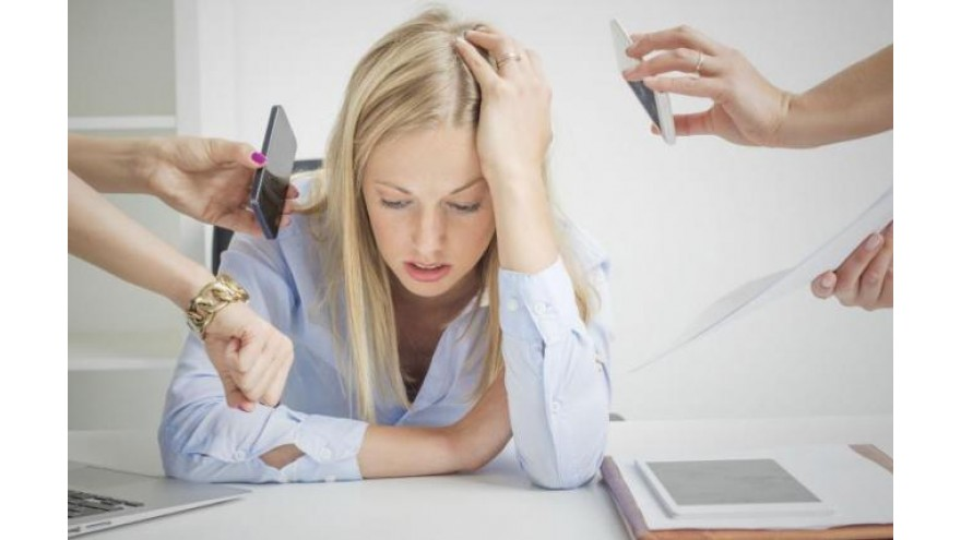 8 tips to manage an acute stress