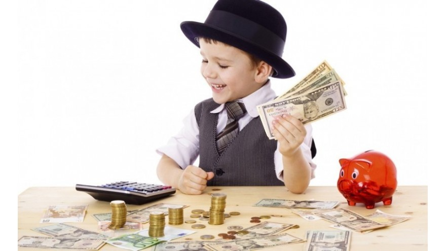 Seven tips to promote good financial practices in children