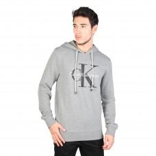 Calvin Klein sweatshirt HODDIES J302253 Grey