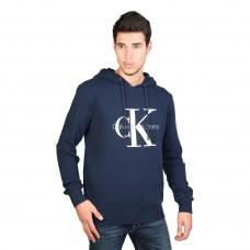 Calvin Klein sweatshirt HODDIES J302253 Blue