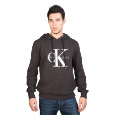 Calvin Klein sweatshirt HODDIES J302253 Brown