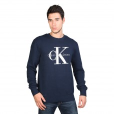 Calvin Klein sweatshirt brd J3IJ302252 BLUE