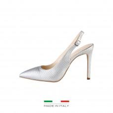 Heels Made in Italia brd ADRIA ARGENTO