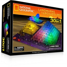 Laser Pegs 30in1 National Geographic Landmarks
