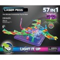 LASER PEGS Tinted Dragon 57 models Kit PP2112