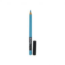 Maybelline Show Crayon Khol210 Turquoise Flash