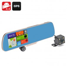 Parking Camera Android 5Inch Touch Screen GPS