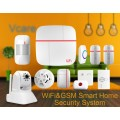 Vcare Dual Network Smart Home Security System