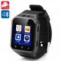 Android 4.4 Watch Phone Dual Core 2 MP Camera