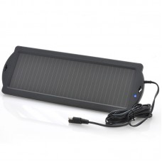 Solar Trickle Car 1.5W 12V Battery Charger
